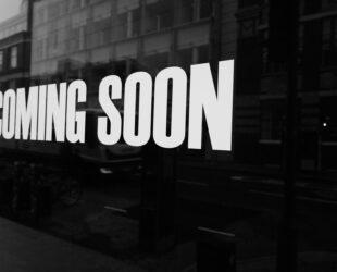 Coming Soon - By Huma Kabakci on Unsplash